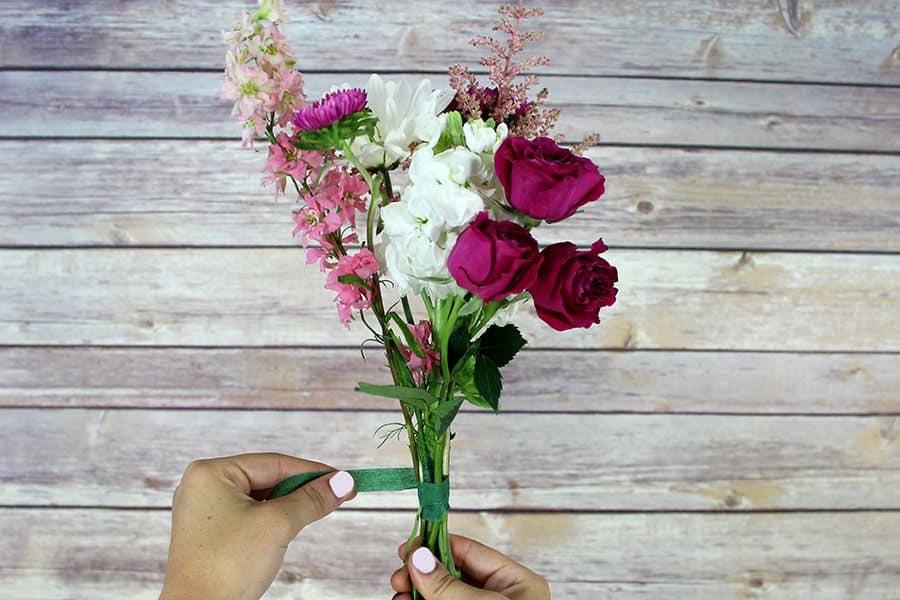 Step-2---Wildflower-Bouquet
