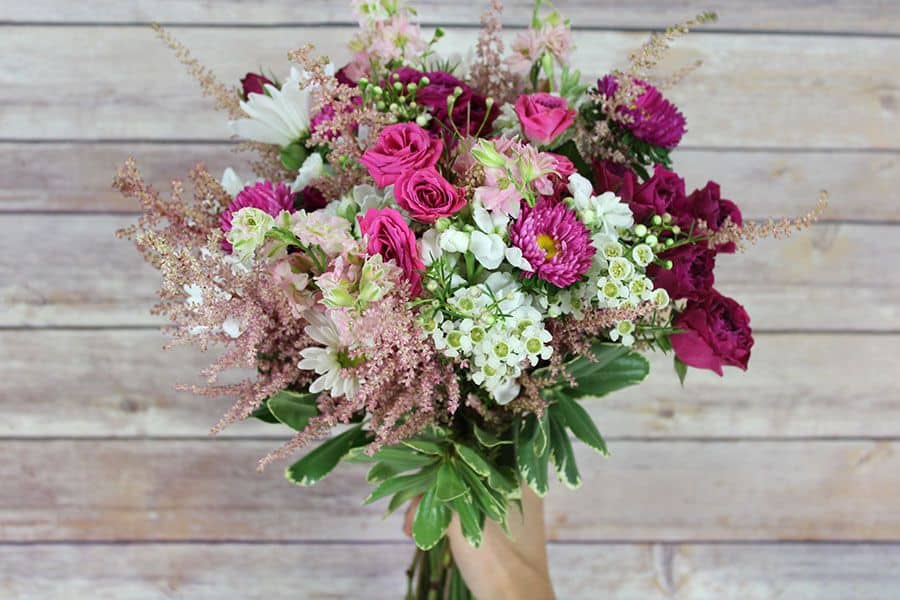 Step-5---Wildflower-Bouquet