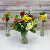Blooms August Hay Ride Wildflower Pack – Fall Wedding Flowers