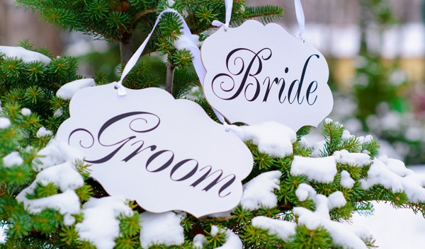 6 Reasons to Have a Winter Wedding