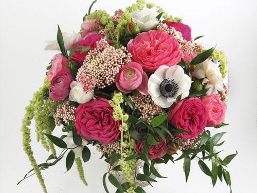 Wedding Centerpiece Garden Rose Peony