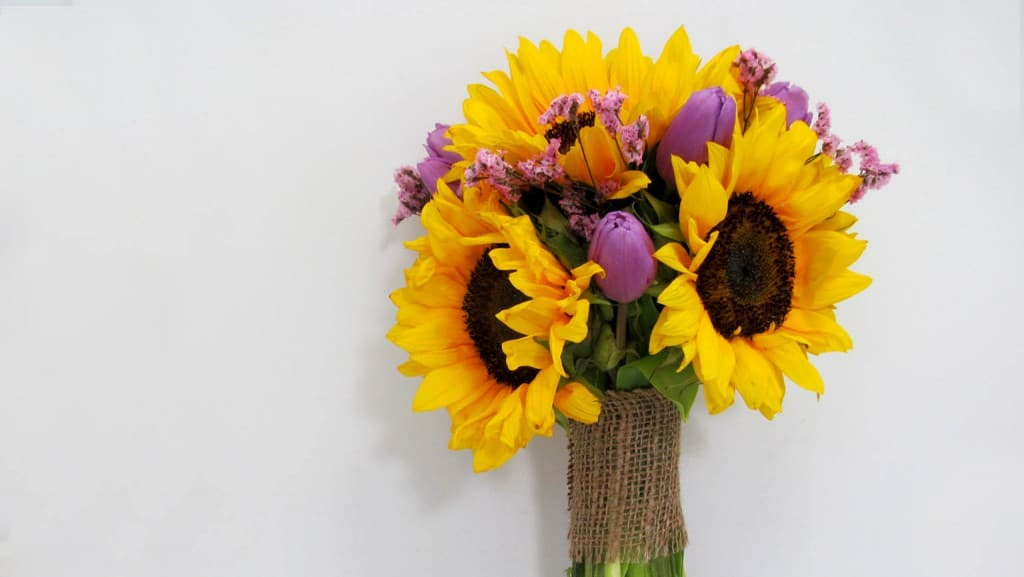 sunflower-series--how-to-make-a-sunflower-bouquet