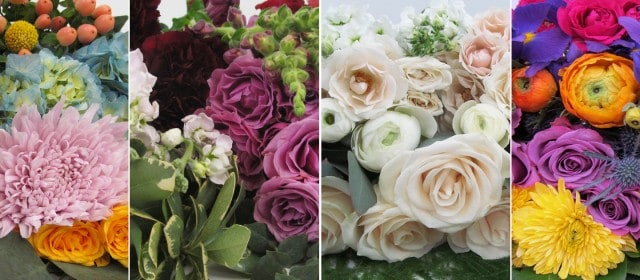 Hot Wedding Flowers for 2016