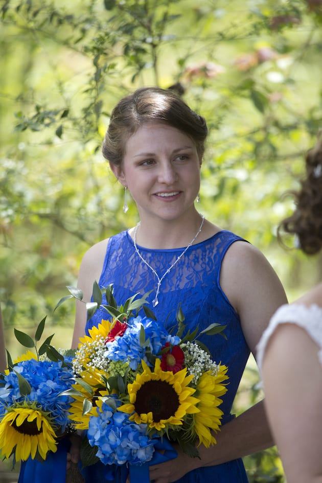 Wedding at The Farm-The Gathering Place, Candler, NC