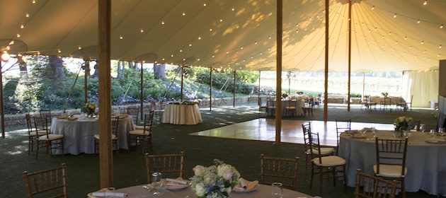 Friday the 13th Keswick Vineyard Wedding