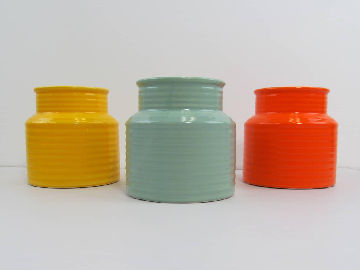 sorbet vases