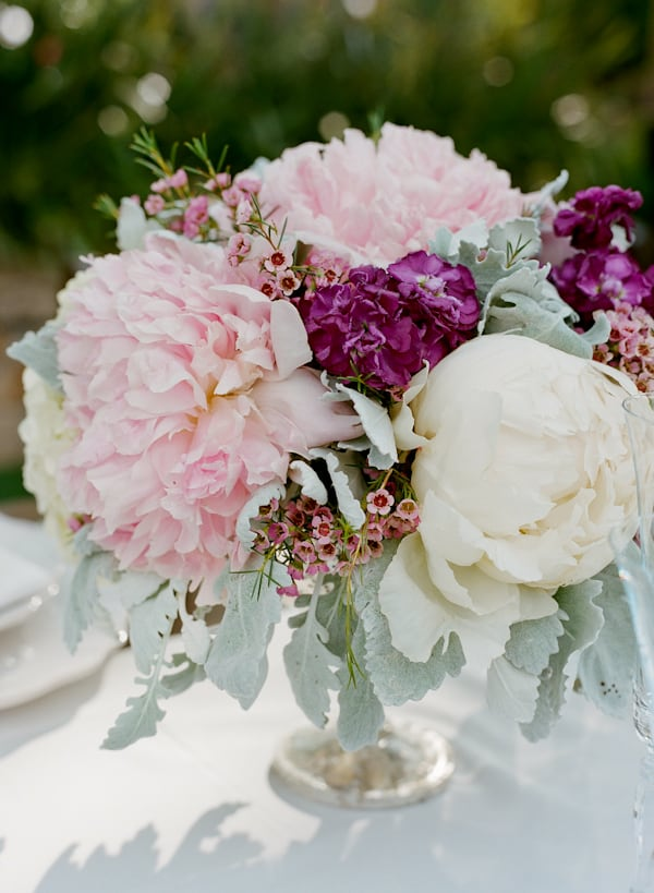 Romantic Wedding Flower Centerpiece Recipe Budget Friendly Beauty