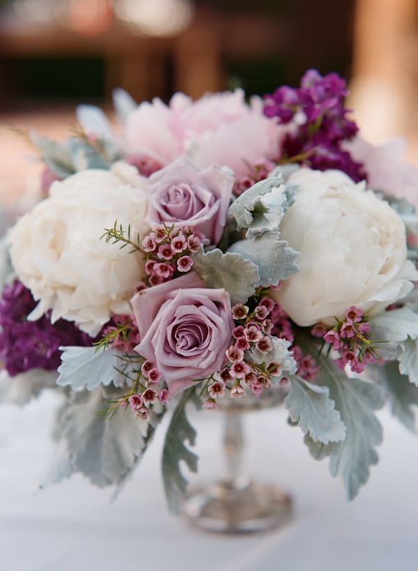 Romantic Wedding Flower Centerpiece Recipe