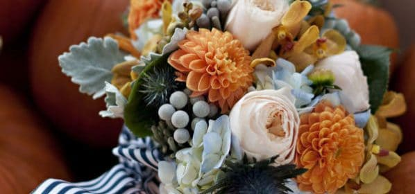 Fall Wedding Bouquet Recipe