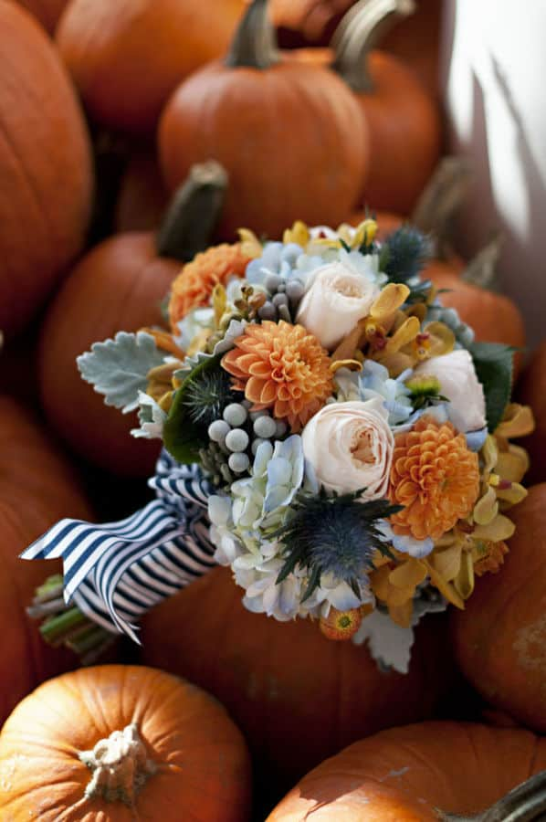 Fall Wedding Bouquet Recipe