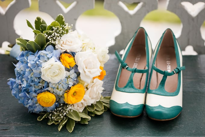 Charming Cape May Wedding Featured on Classic Bride Blog