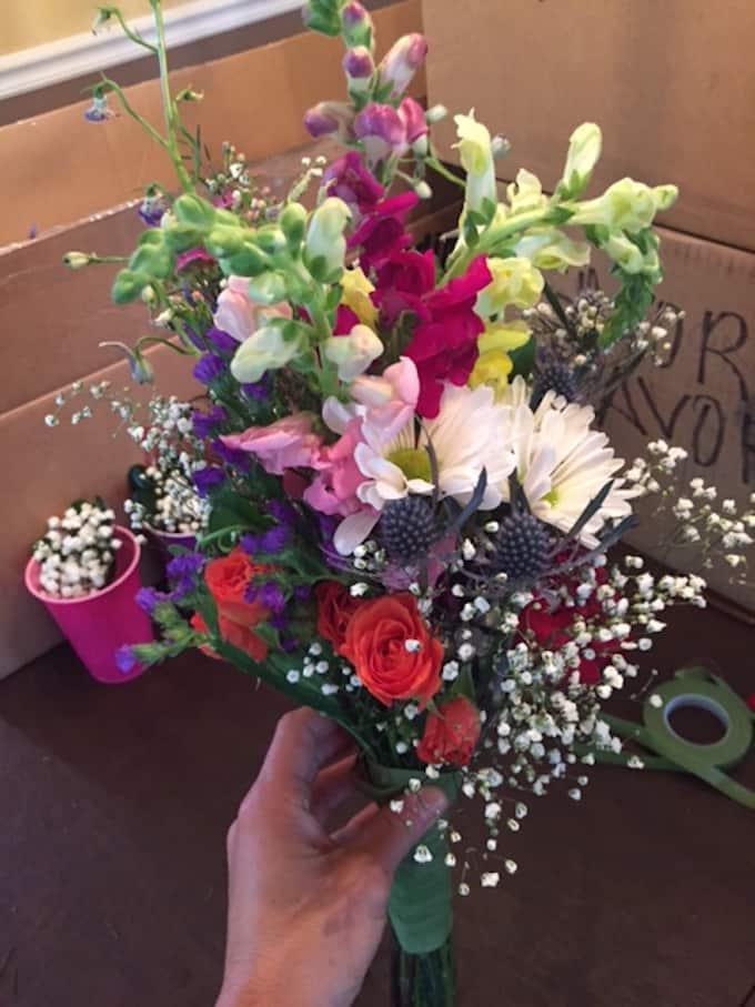 Bouquet 2016