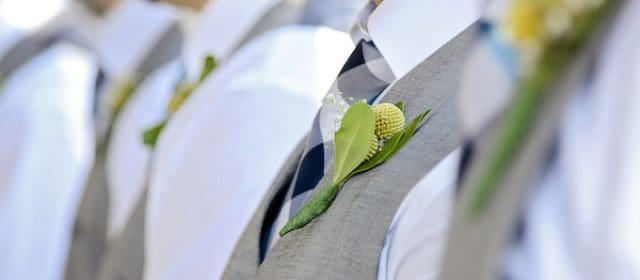 2016 DIY Wedding Themes – Boutonniere