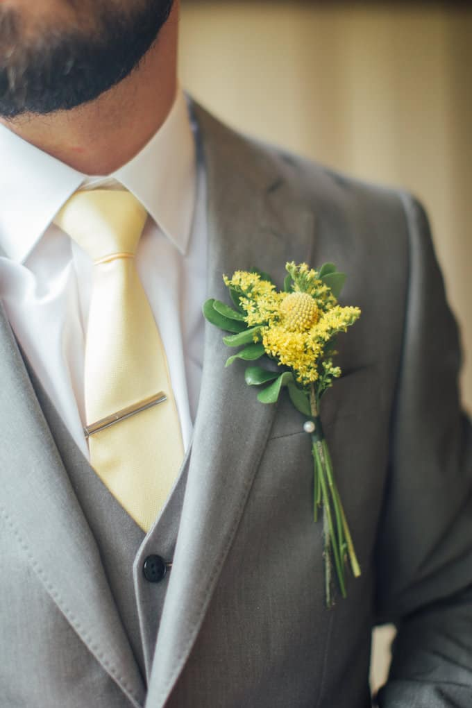boutonniere Trends Blooms