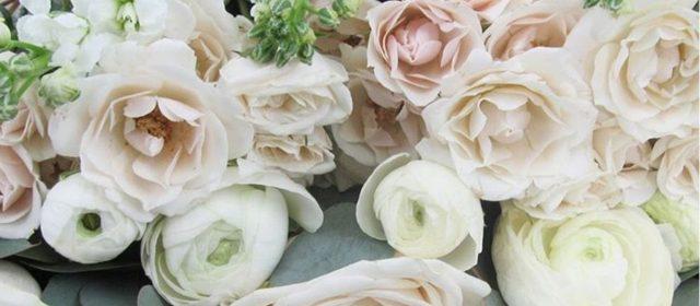 A Beautiful Flower Filled Partnership