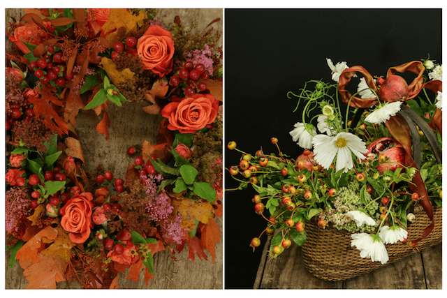 How-To Create Tabletop Centerpieces for Fall
