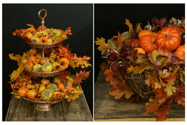 Leafy Fall Favorites – How-to Flower Arangements