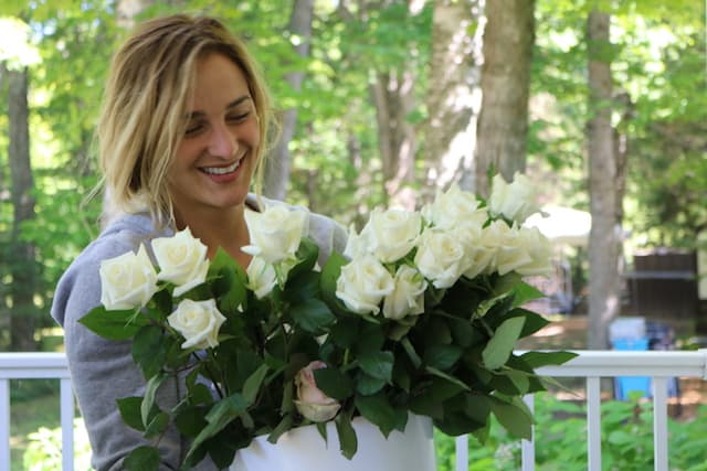 Bringing Family Together with DIY Wedding Flowers
