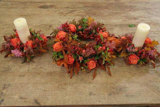 eddie-zaratsian_fall_arangements_bloomsbythebox_2 Tabletop Centerpiece Fall