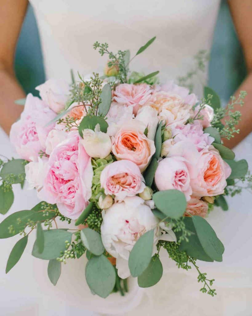 Blooms By The Box's Save or Splurge - Peony and Rose Bouquet