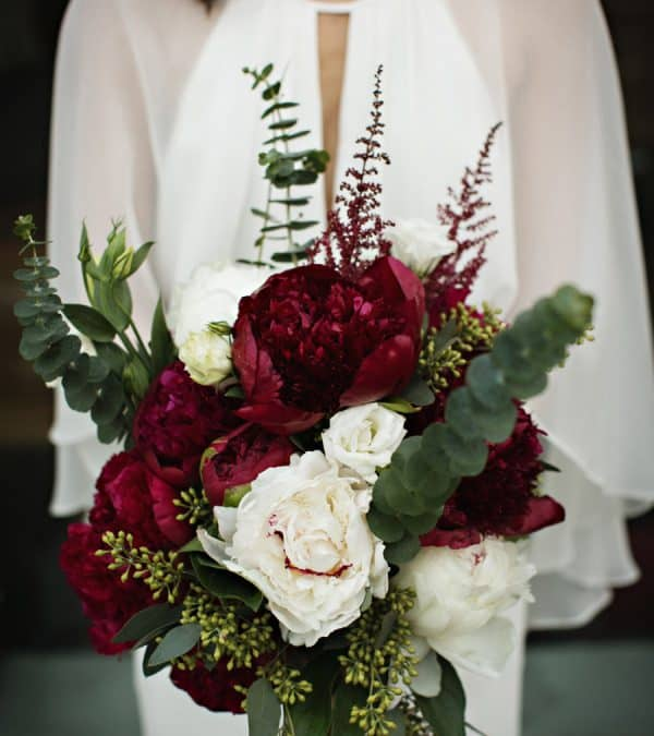 Recipe of the Week: Peony Holiday Bouquet