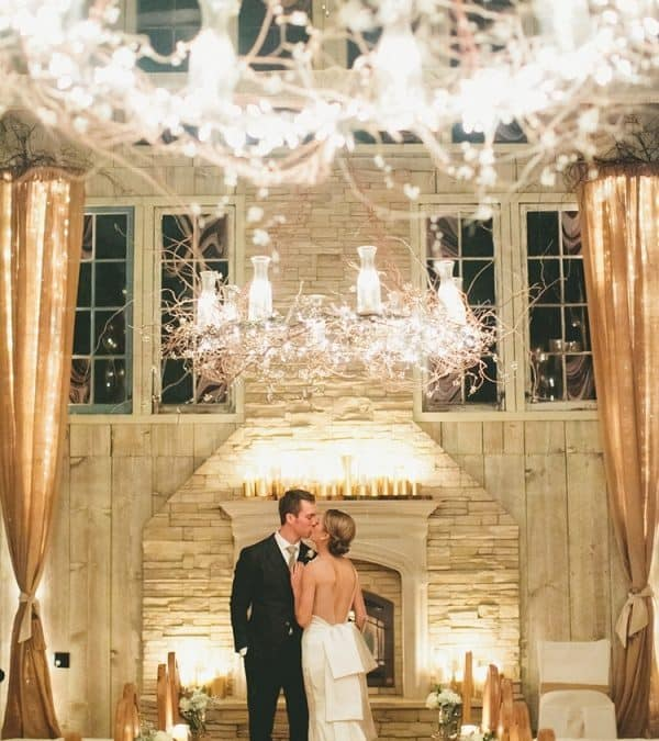 Luxe Winter Wedding