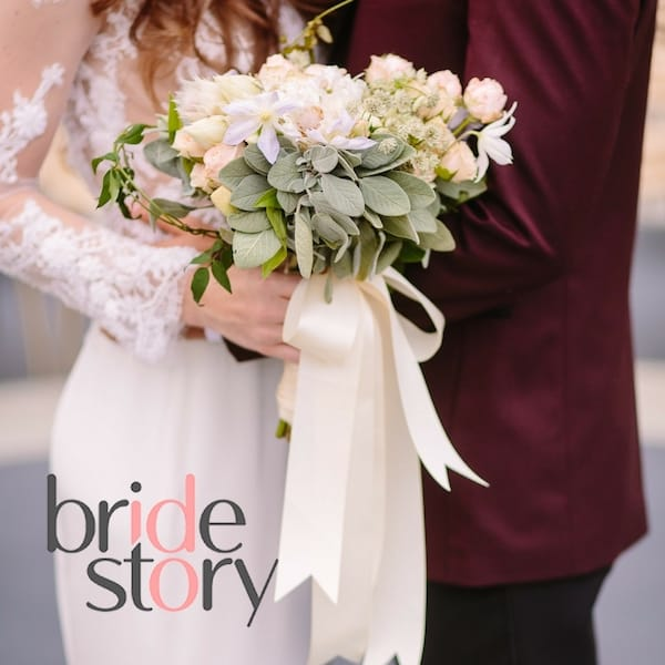 Hollywood Glam Wedding Inspiration Featured on The Bride Story