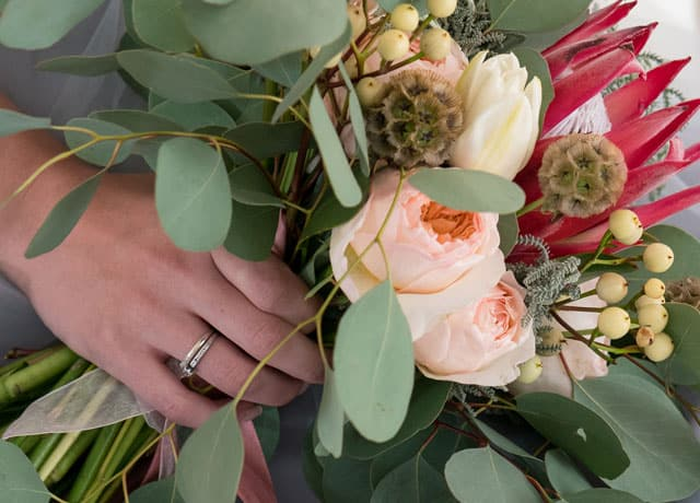 Wedding Flower Favorites: Eucalyptus