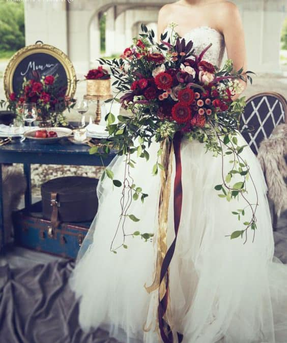 Vintage Romance Wedding