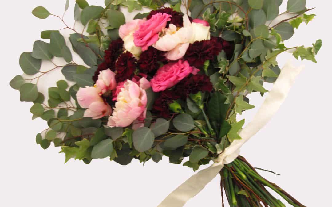 DIY Rustic Romance Bouquet
