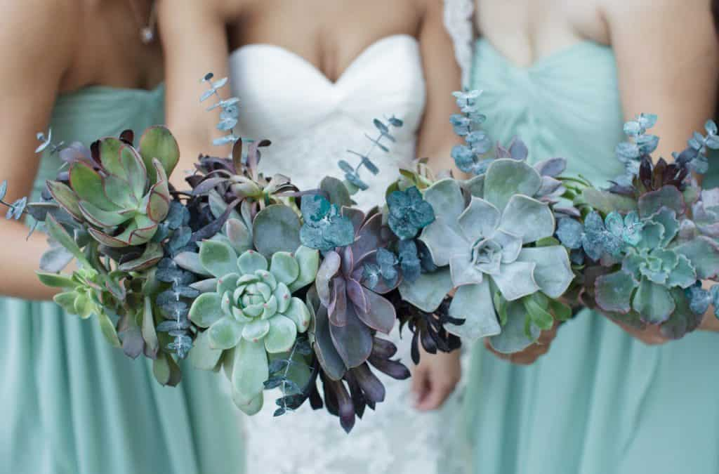 9 Ways To Use Succulents In Your Wedding