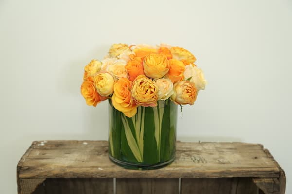 Eddie Zaratsian's Springtime Sunshine Arrangement How To