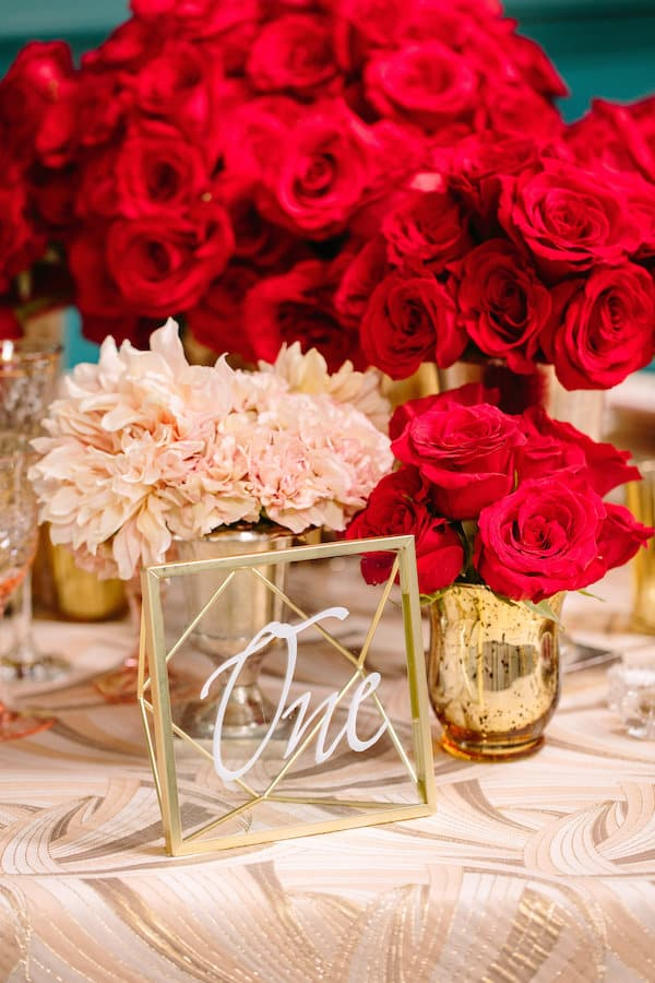 Hollywood Wedding, Glamorous, Bloomsbythebox