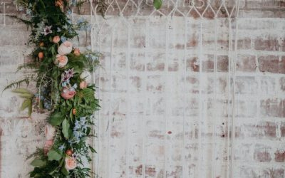 DIY Macrame Wall Hanging featured on RuffledBlog