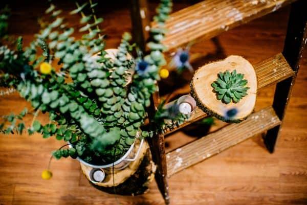 Earthy Wedding, Outdoor Wedding, DIY Flowers, DIY Centerpiece, DIY Decor, National Park Wedding