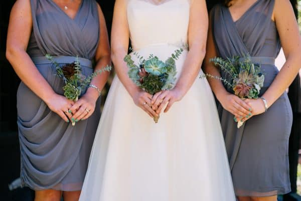 Blooms By The Box Featured in Artfully Wed