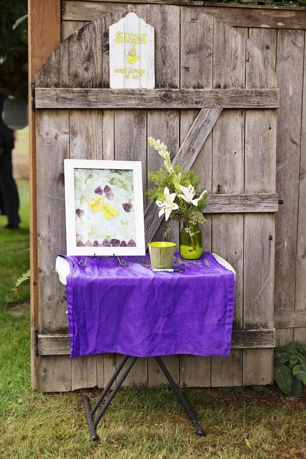 Backyard Wedding, Vintage, Vintage Wedding, Rustic Wedding, Borrowed and Blue, Outdoor Wedding, Seattle Wedding, PNW Wedding, DIY Wedding, DIY Flowers, Bride, Groom