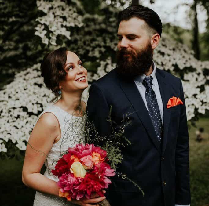 Behind The Bloom: Heartfelt Wedding in the Hudson Valley