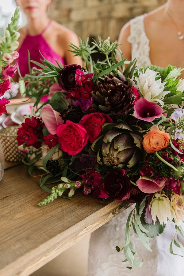 The Perfect Palette, DIY Bride, DIY Flowers, DIY Wedding, Wedding Feature, Autumn Wedding, Summer Wedding, Bouquet