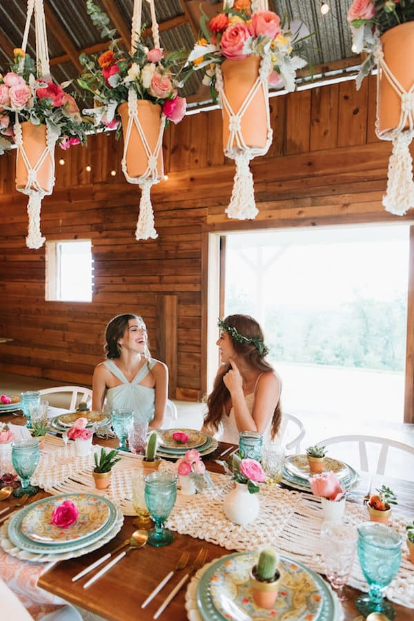 Southwest Wedding, Outdoor Wedding, Colorful Wedding, Bohemian Wedding, The Perfect Palette,