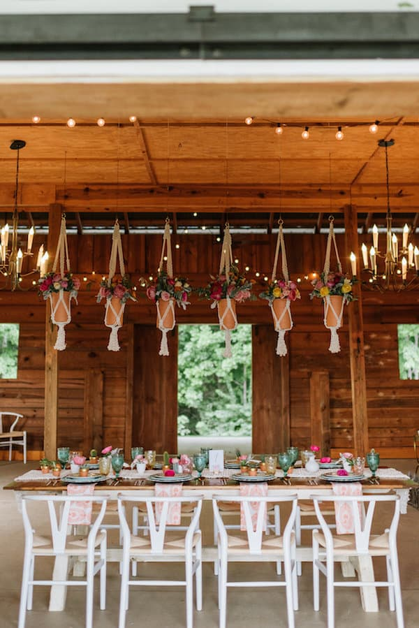 Southwest Wedding, Outdoor Wedding, Colorful Wedding, Bohemian Wedding, The Perfect Palette, Table Decor