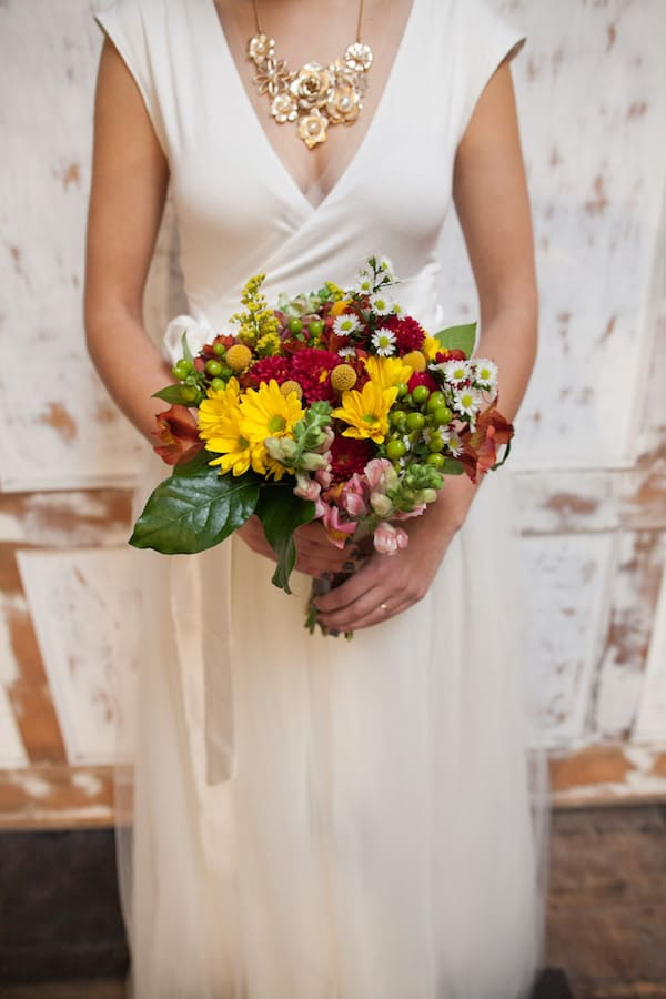 Colorful Seattle Wedding, Blooms By The Box, Wedding