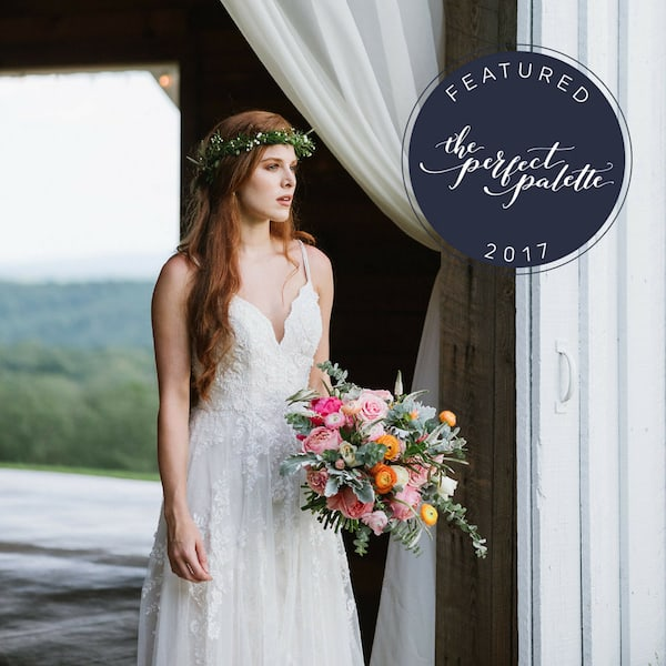 Savory Southwest Wedding Featured in The Perfect Palette