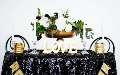New Year's Eve Proposal Inspiration featured on Belle The Magazine
