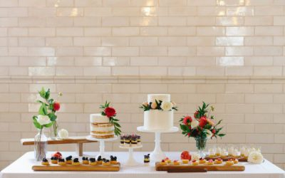 Firehouse Bridal Brunch Styled Shoot Featured on Budget Savvy Bride