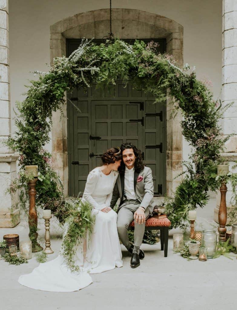 Lush Greenery Wedding