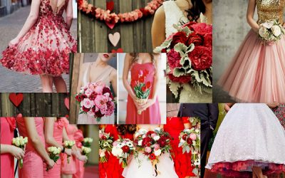 Perfect Flowers for your Valentine's Day Wedding