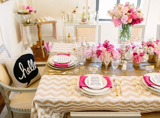 Flowers for your Engagement Party