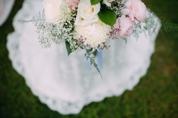 blooms by the box, Inn at Stonecliffe, diy wedding