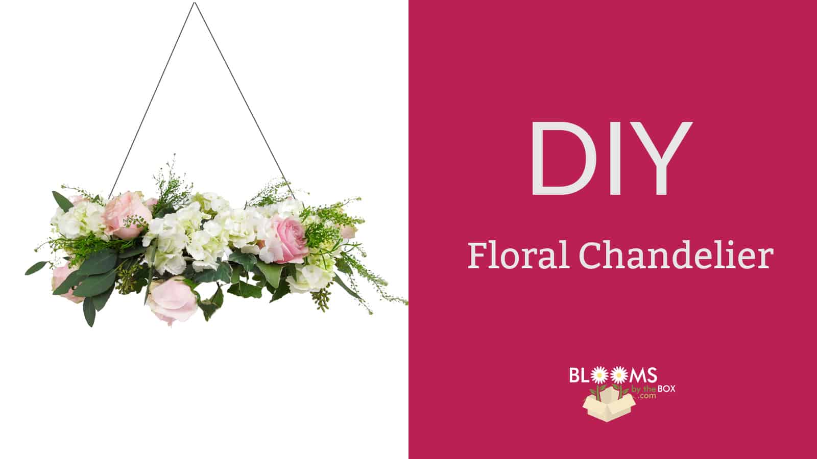 Diy flower chandelier budget friendly beauty arubaitofo Image collections